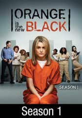 Orange is the New Black (Digital HDX TV Show): Seasons 1-5 $4.99 Each via VUDU/Amazon