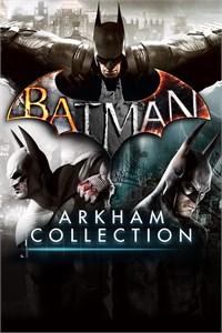 Batman Arkham Collection: Asylum, City & Knight (Xbox One Digital Download) $12