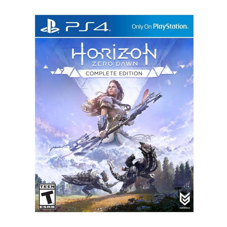 PS4 Games: Horizon Zero Dawn: Complete Edition, The Last of Us Remastered, Uncharted: Nathan Drake Collection, LBP 3, Bloodborne $9.99 Ea. w/ Pro/Elite Membership + In-Store Pickup