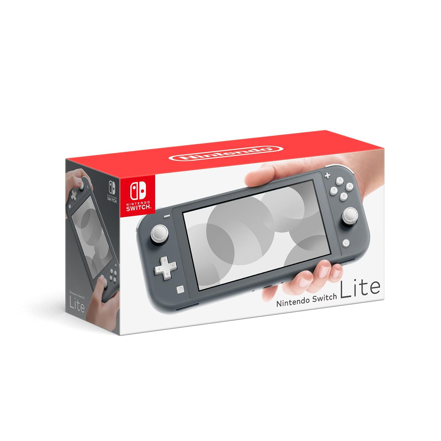32GB Nintendo Switch Lite Console (Grey, Turquoise or Yellow) $169.99 + Free Shipping