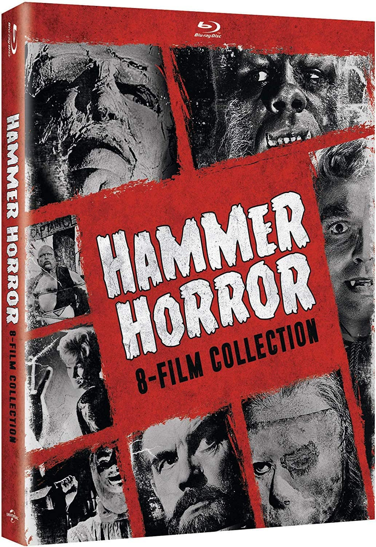 Hammer Horror 8-Film Collection Set (Blu-Ray) $17.99 via Amazon