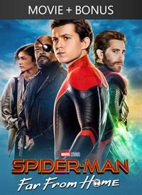 Spider-Man: Far From Home (Digital 4K UHD Film) $12.99 via Microsoft/Apple iTunes/FandangoNow