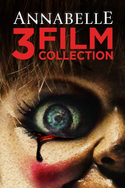 Annabelle 3-Film Collection: Annabelle, Creation & Comes Home (Digital 4K UHD Films) $19.99 via Apple iTunes