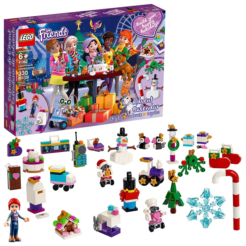 330-Piece LEGO Friends Advent Calendar Building Set $19.97 via Walmart/Amazon