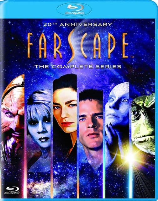 Farscape: The Complete Series Pre-Order (Blu-ray) $60 + Free Shipping