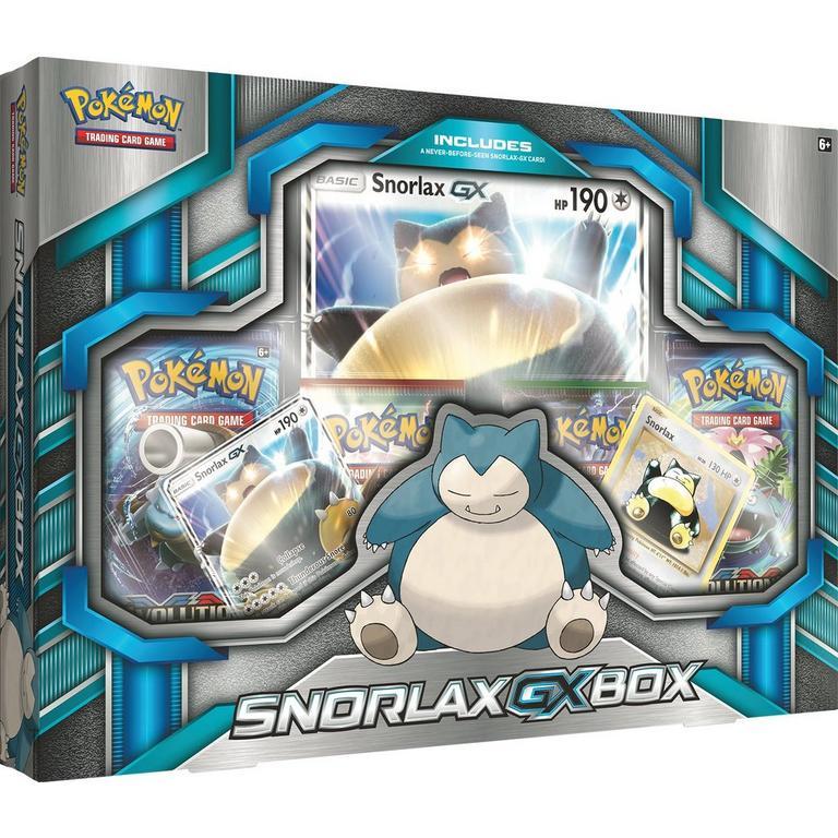 Pokemon Trading Card Game: Triple EX Box Bundle (Gengar, Dragonite & Snorlax) $29.99 via GameStop