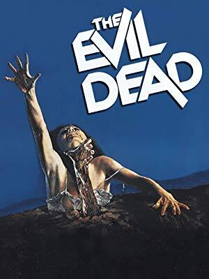 Evil Dead (1981), 2012, or Blair Witch (2016) (4K Digital UHD Films) $4.99 Each via Amazon