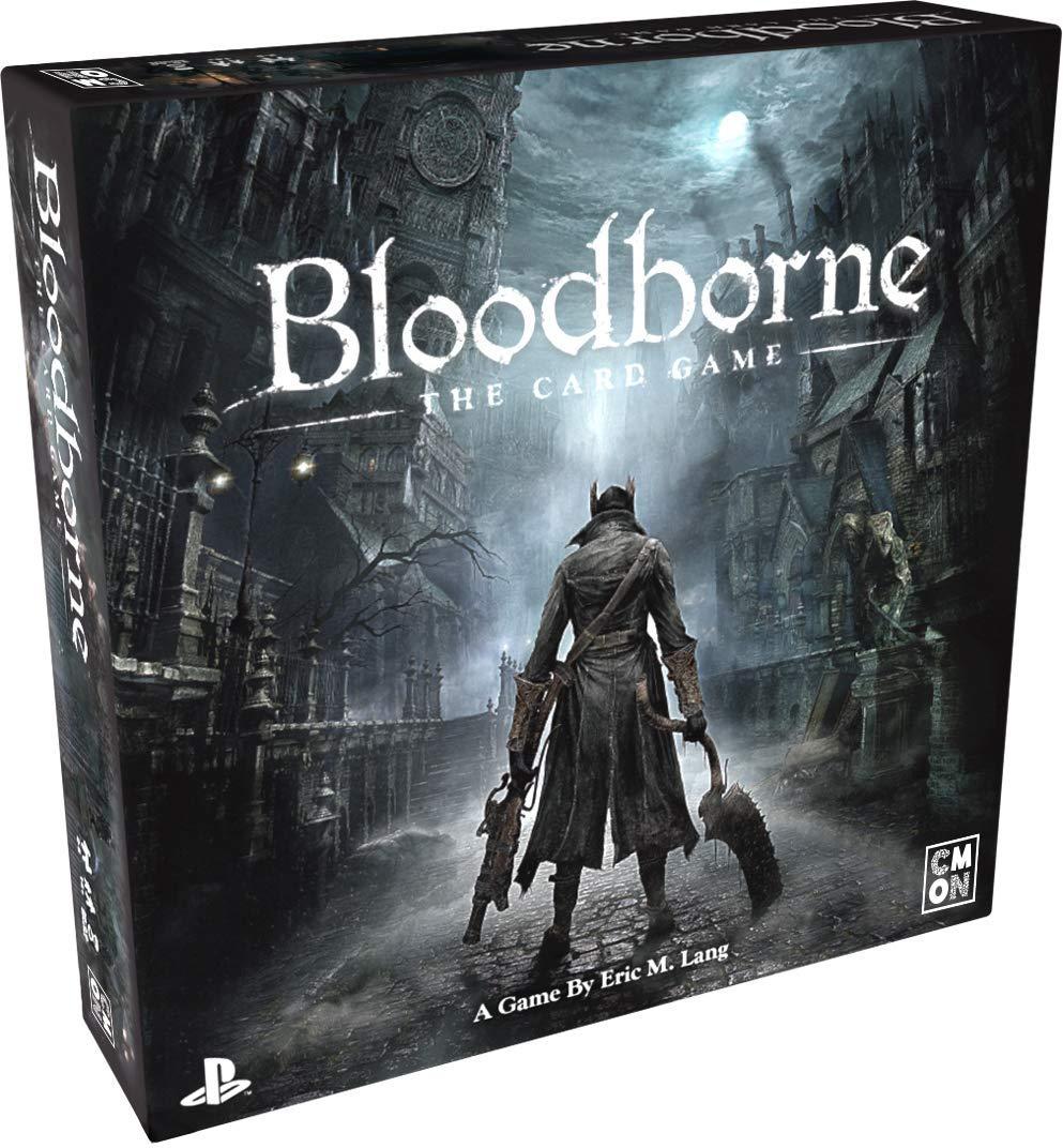 Bloodborne: The Card Game $17.47 via Amazon