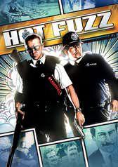 Hot Fuzz (4K UHD Digital Film) $6.99 via VUDU