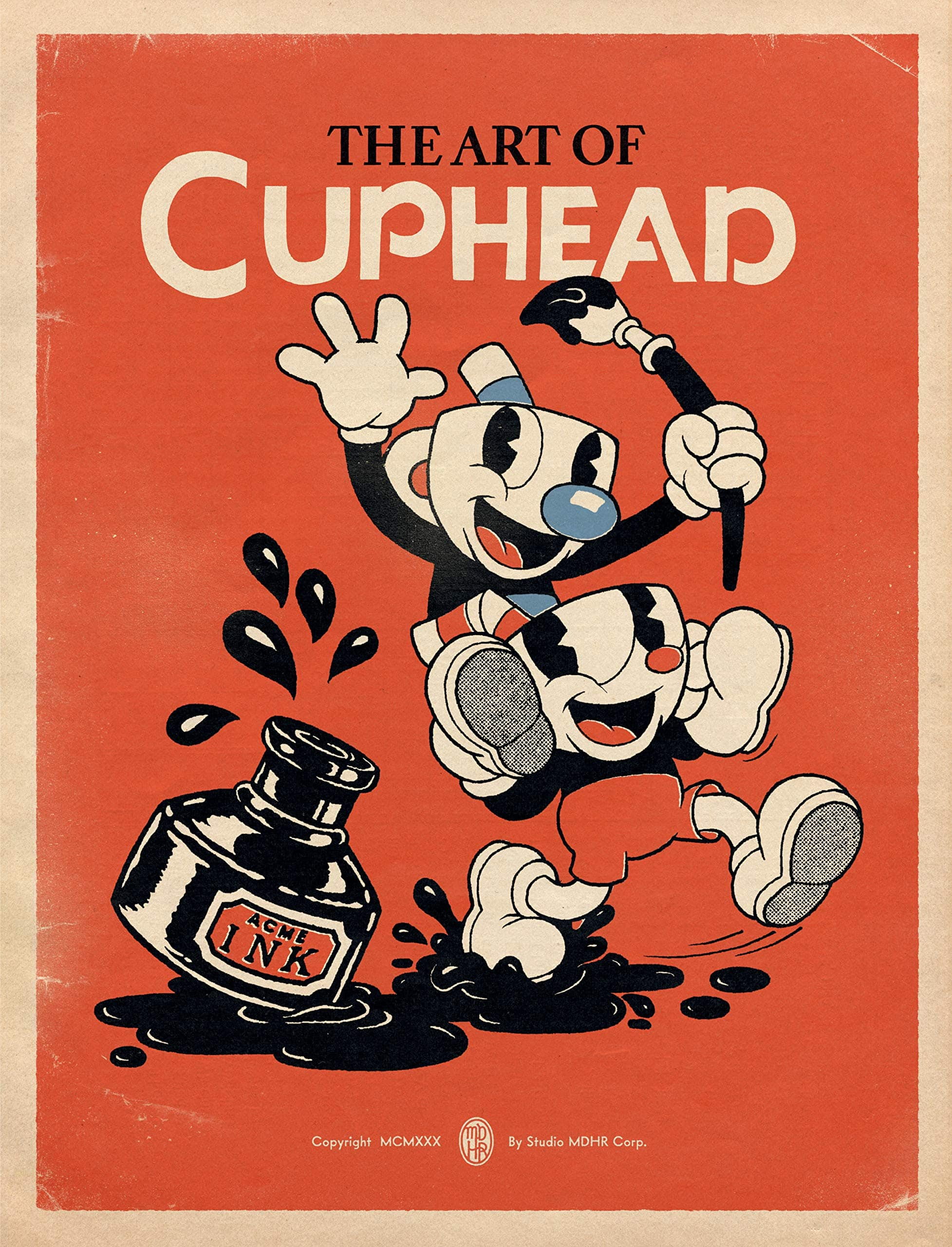 The Art of Cuphead Pre-Purchase (Hardcover Book; 264 Pages) $19.49 via Amazon