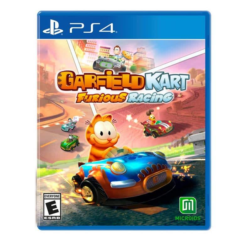 Garfield Kart: Furious Racing (PS4 or Xbox One) $14.99 + Free In-Store Pickup