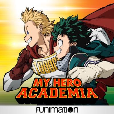 My Hero Academia: Season 1-4 (Digital HD Anime TV Show) $4.99 each via Apple iTunes (Uncut Version Available)