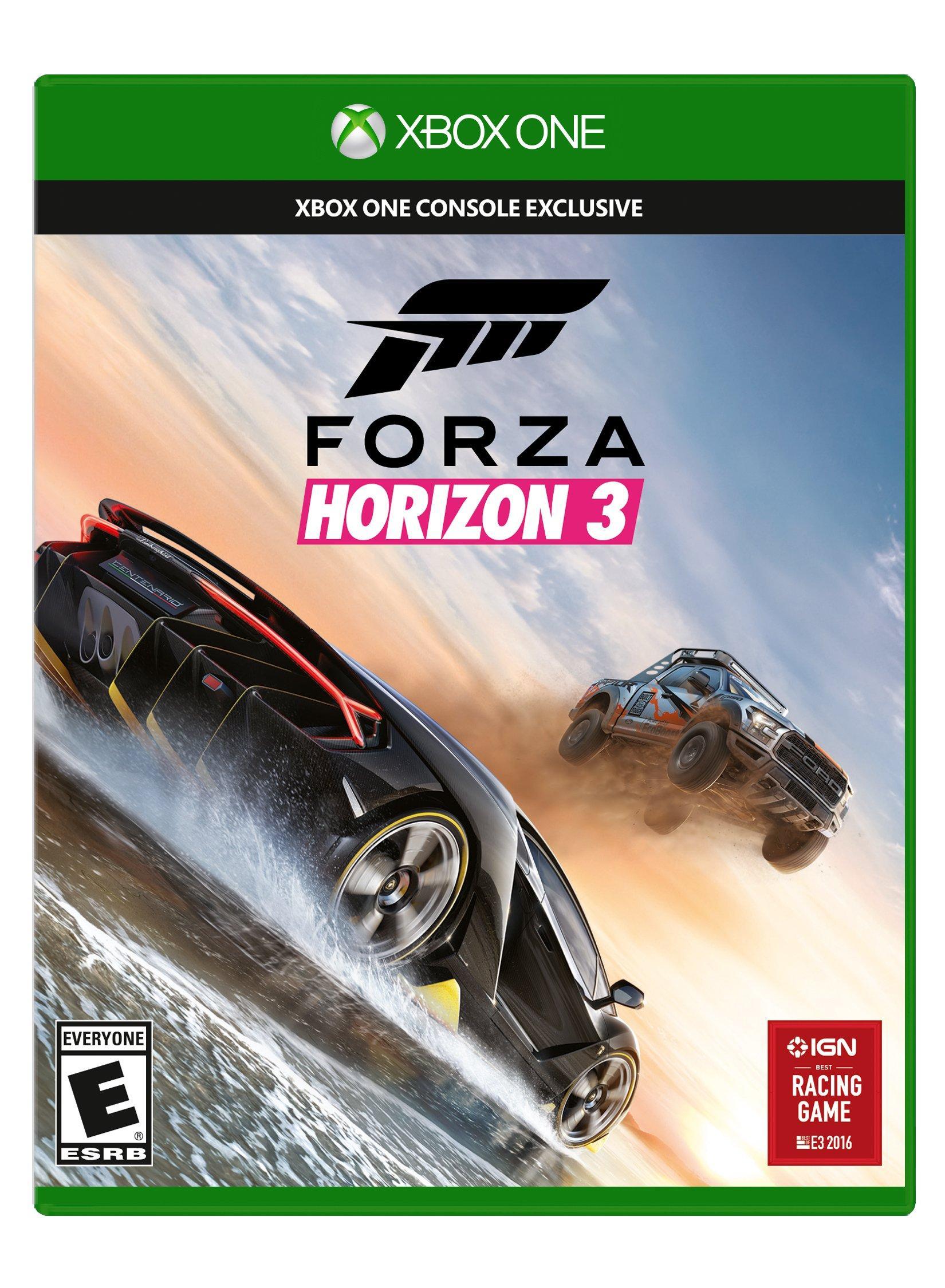 Forza Horizon 3 (Pre-Owned Xbox One)