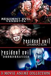 Resident Evil: The Animated Triple-Feature Collection (Digital HD)