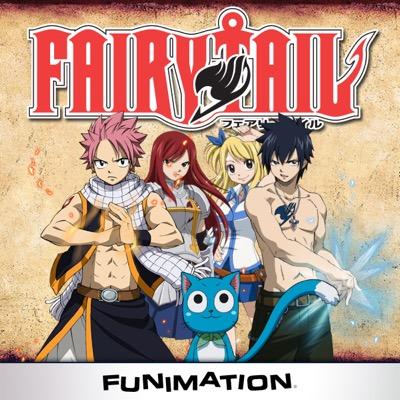 Fairy Tale: Seasons 1-8 & Fairy Tale Zero (Digital HD Anime TV Show) $4.99 Each via Apple iTunes