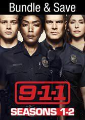 9-1-1: Seasons 1-2 (Digital HDX TV Show) $9.99 via VUDU