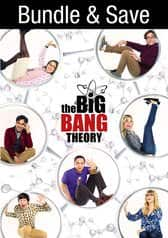 The Big Bang Theory: The Complete Series (Seasons 1-12) (Digital HDX TV Show) $79.99 ($6.66/season) via VUDU