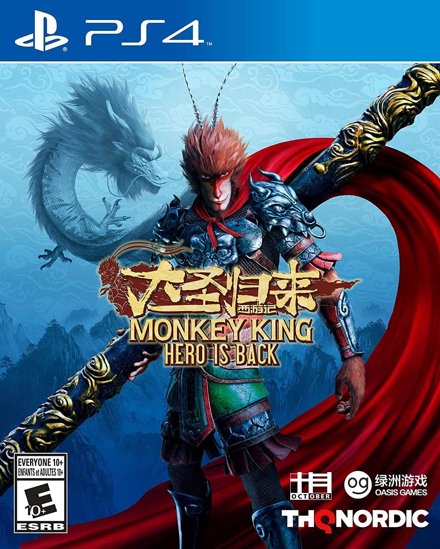 Monkey King: Hero is Back (PS4) $9.99 + Free In-Store Pickup via GameStop