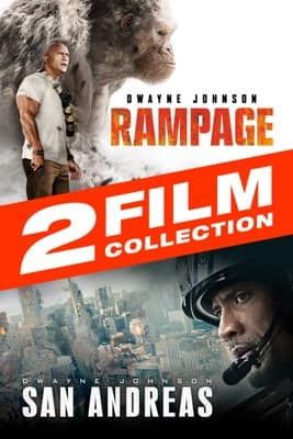 Rampage (2018) + San Andreas (2015) (4K UHD Digital Films) $9.99 via Apple iTunes *Dwayne Johnson Films*