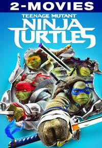 Teenage Mutant Ninja Turtles (2014) + Teenage Mutant Ninja Turtles: Out Of The Shadows (Digital HD Films) $7.99 via Google Play
