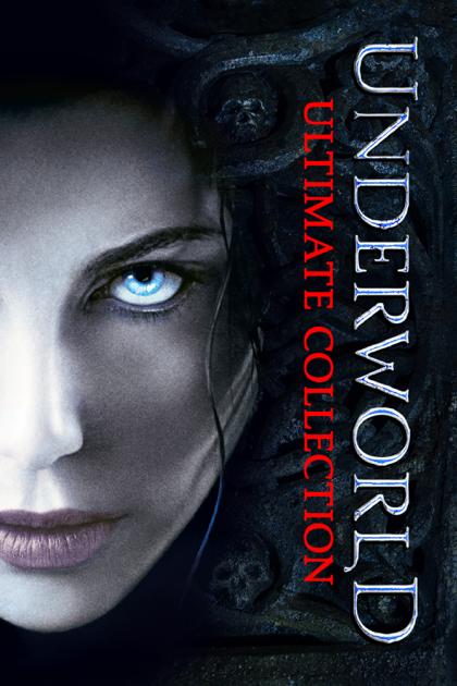 Underworld Ultimate Collection (4K UHD/HD Digital Films) $19.99 via Apple iTunes