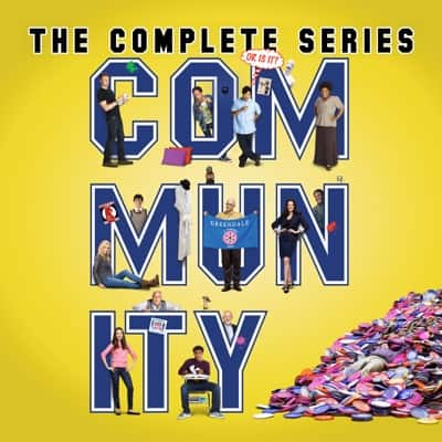 Community: The Complete Series or The Shield: The Complete Collection (Digital HD/SD TV Show) $29.99 via Apple iTunes