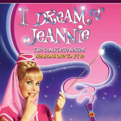 I Dream of Jeannie: The Complete Series (Digital SD TV Show) $29.99 via Apple iTunes