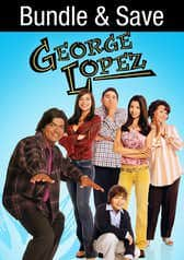George Lopez: The Complete Series (Digital HDX TV Show) $19.99 via VUDU