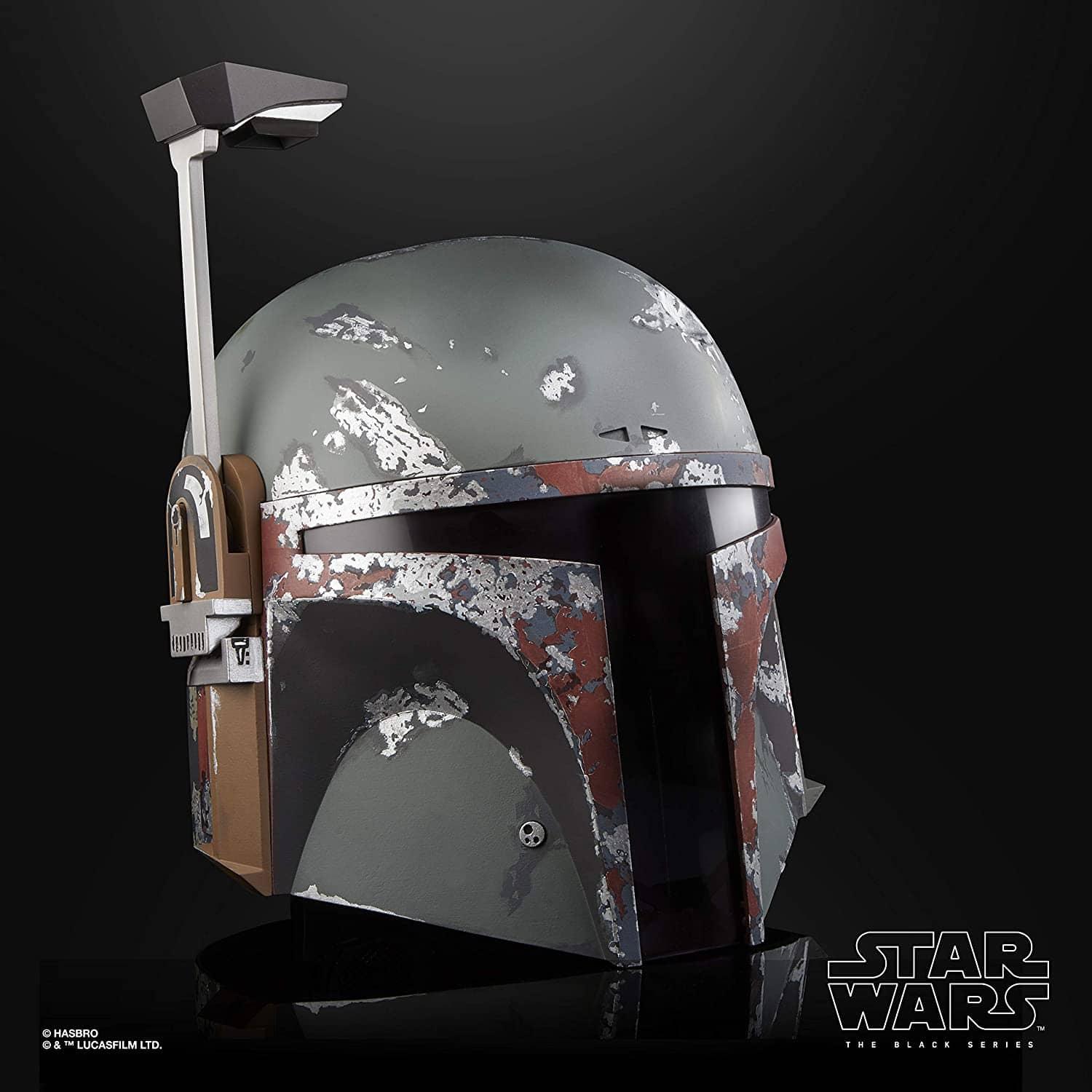 Star Wars: The Black Series Boba Fett Premium Full Scale Electronic Collectible Helmet $97.49 + Free Shipping via GameStop