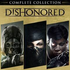 Dishonored: The Complete Collection (PS4 Digital Download) $17.99 via PlayStation Store