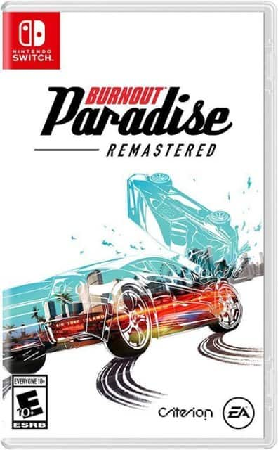 Burnout Paradise Remastered (Nintendo Switch) $29.99 via Amazon/Best Buy