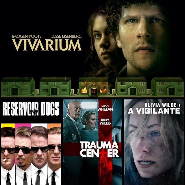 FanFlix 3 for $10 Labor Day Sale (4K/HD Films): Reservoir Dogs, The Doors, Jay & Silent Bob Reboot, Vivarium, Trauma Center, A Vigilante, American Ultra & More