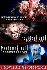 Resident Evil: The Animated Collection: Degeneration, Damnation & Vendetta (Digital HD Films) $8.99 via Microsoft Store