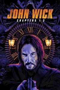 Xbox Game Pass Subscribers: John Wick: Chapters 1-3 (4K UHD Digital Films) $16.99 via Microsoft Store