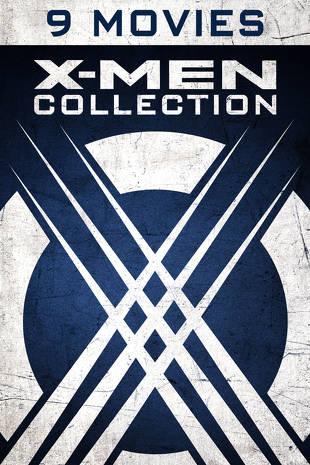 X-Men 9-Movie Collection (Digital HD Films) $34.99 via FandangoNow