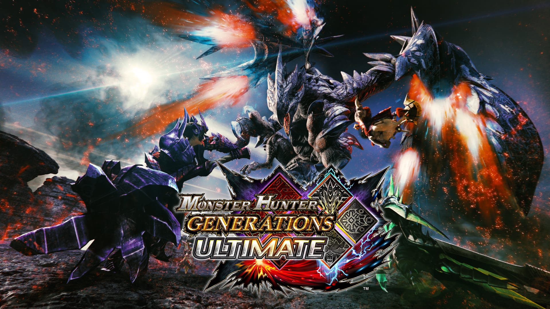 Monster Hunter Generations Ultimate (Nintendo Switch Digital Download) $15.99 via Nintendo eShop