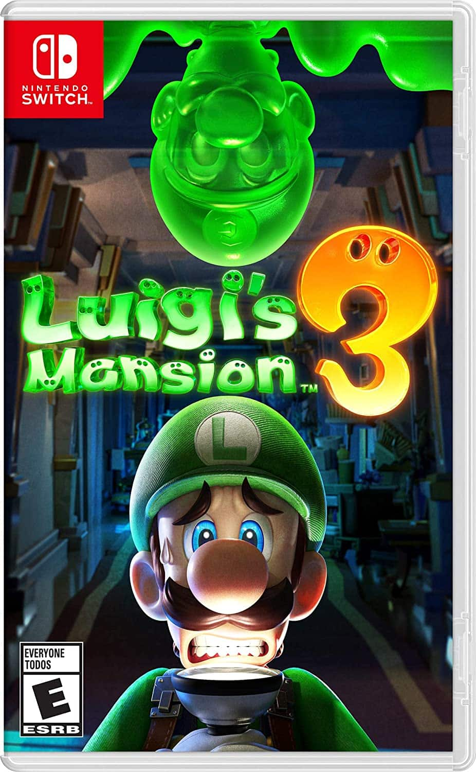 Luigi's Mansion 3, Mario Kart 8 Deluxe or Paper Mario: The Origami King (Nintendo Switch) + $25 Dell eGift Card for $59.99 + Free Shipping *Active