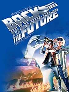 Back to the Future (1985) (Digital HD Film) $4.99 via Amazon