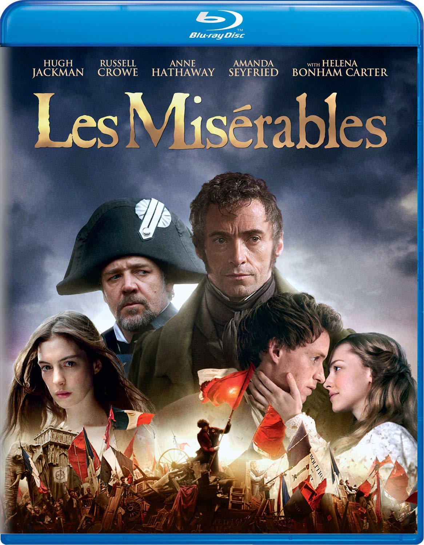 Les Miserables (Blu-Ray) $3.99 via Amazon