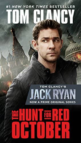 Jack Ryan: The Hunt for Red October: Book 1 (Kindle eBook) $1.99 via Amazon/Google Play
