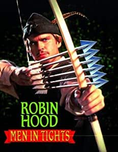 Robin Hood: Men In Tights (Digital HD Film) $4.99 via Amazon