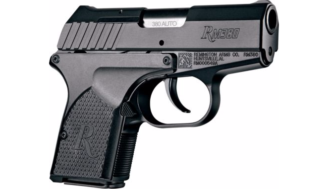 Remington  RM380 Centerfire Pistol Cabela's $249.99 -$100 Rebate = $149.99 AR + tax (With GC  & CB closer to $100)
