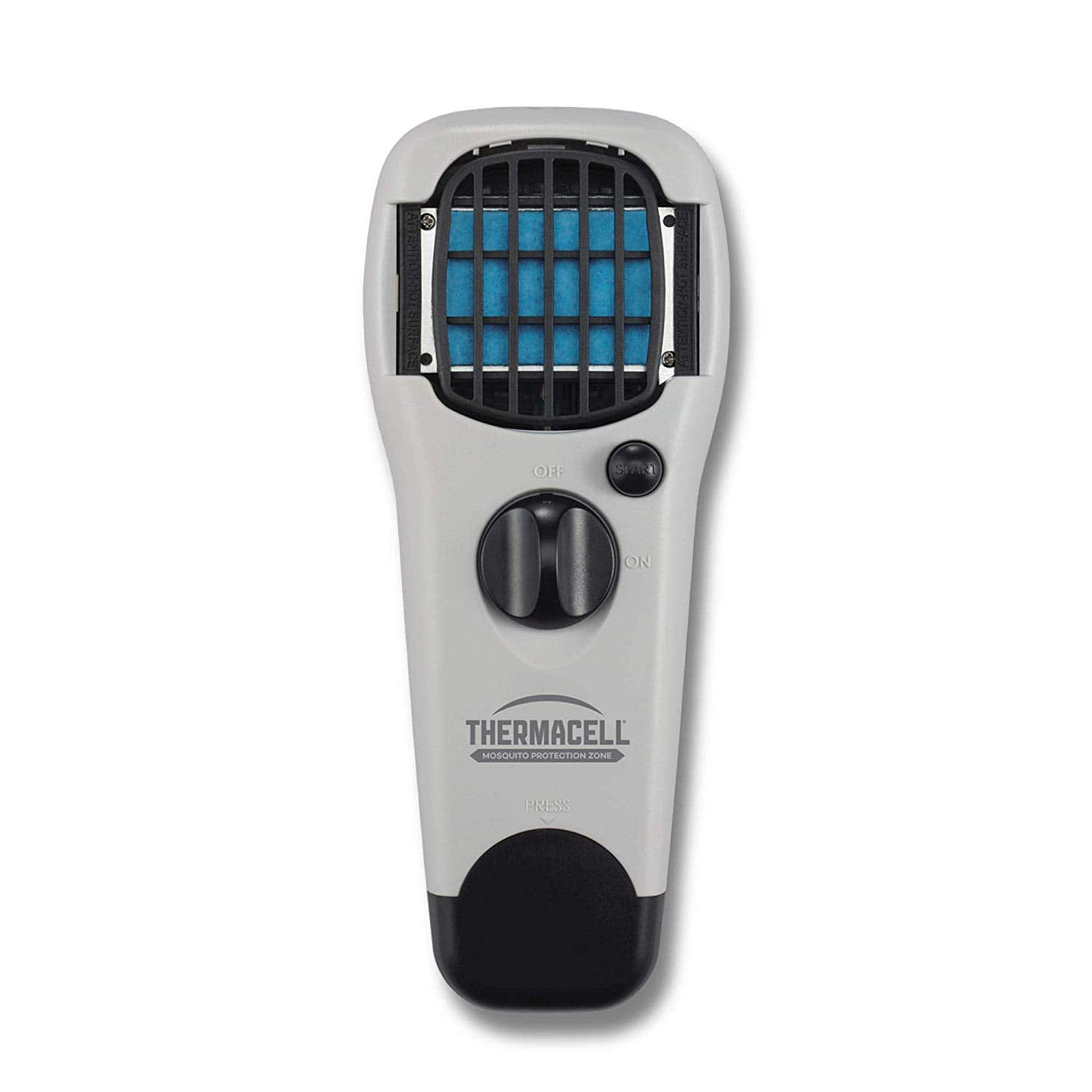 Thermacell MR150 Portable Mosquito Repeller, Gray - Free Prime Shipping on Amazon $16.32