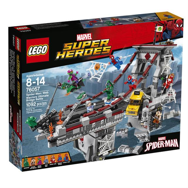 30% off select LEGO Marvel construction sets @ ToysRUs