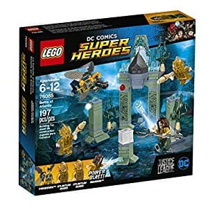 LEGO Super Heroes 76085 Battle of Atlantis $12 + Free Shipping