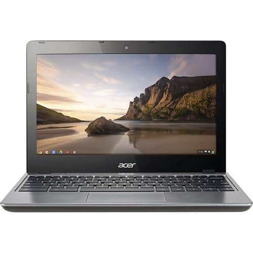 Chromebook Acer c720 (newest version with Haswell but 2gb of RAM) only $199 and in stock at Best Buy!