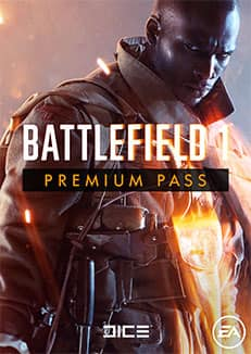 Battlefield™ 1 Premium Pass on Playstation 4 $14.99