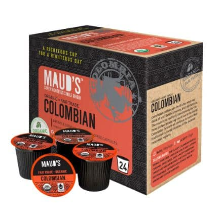 72-Ct Maud's K-Cup Coffee Pods Variety Packs $23 + Free Shipping