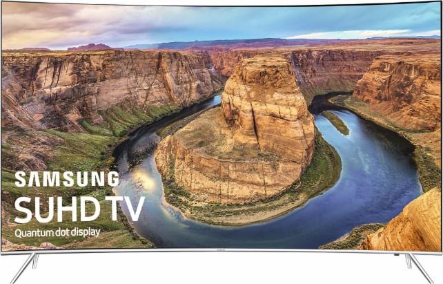 Samsung UN65KS8500 $1900.  and UN65KS8000 $1800. Best Buy, starts Sunday 8/28