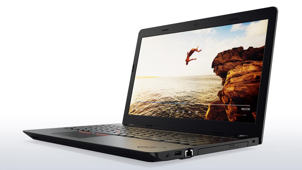 "Lenovo E570 15.6"" Laptop: i7-7500U. 16GB DDR4, 256GB PCIe SSD, GTX 950M, Win 10 $608.42"